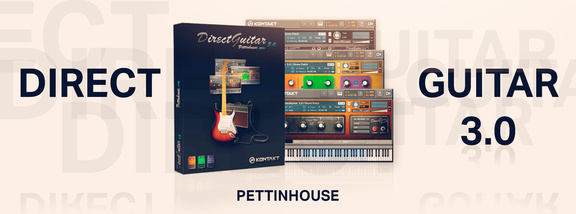 Pettinhouse Direct Guitar 3.0