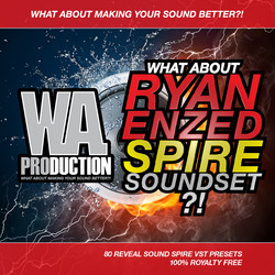 WA Production What About: Ryan Enzed Spire Soundset