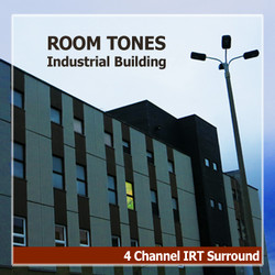 Detunized Room Tones - Industrial Building