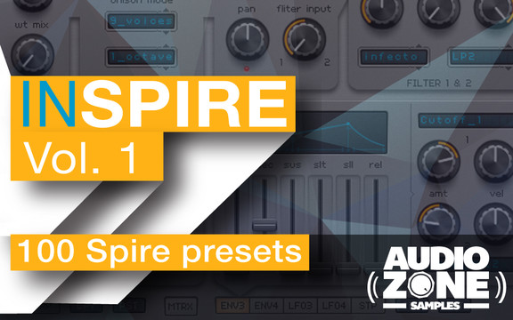 Audiozone Samples InSPIRE Vol 1