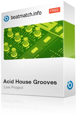 Beatmatch Acid House Grooves