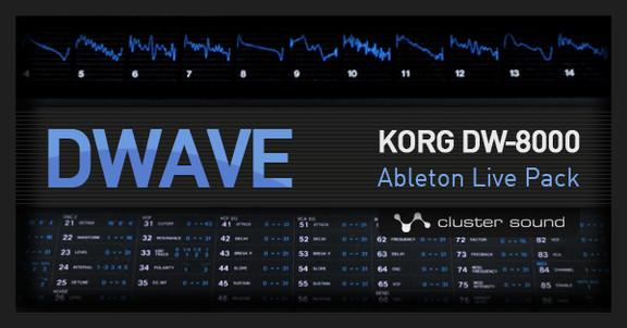 Cluster Sound DWave