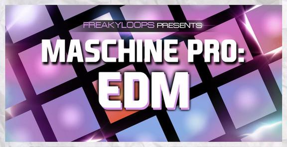 Freaky Loops Maschine Pro: EDM