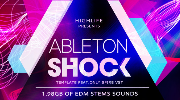 HighLife Samples Ableton Shock