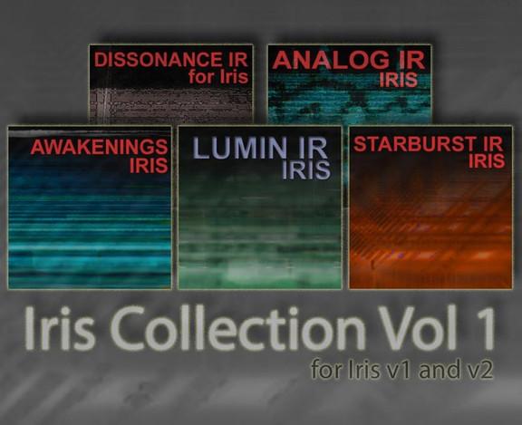 Homegrown Sounds Iris Collection Vol 1