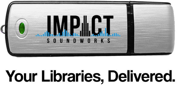 Impact Soundworks USB shipping