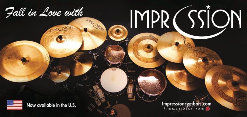 Impression Cymbals