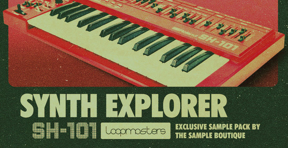 Loopmasters Synth Explorer - SH101