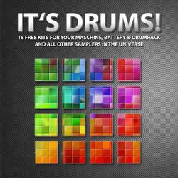 Marco Scherer  It's Drums!