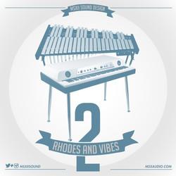 MSXII Sound Design Rhodes & Vibes 2