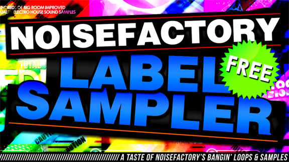 Noisefactory Label Sampler 2