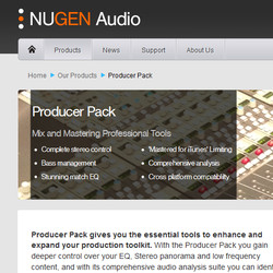 Nugen Audio Producer Pack