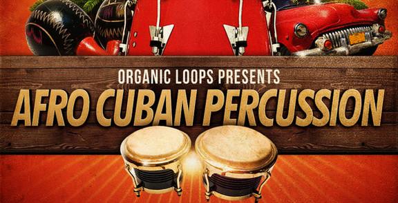 Organic Loops Afro Cuban Percussion