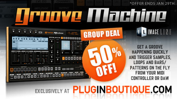 Groove Machine Group Deal