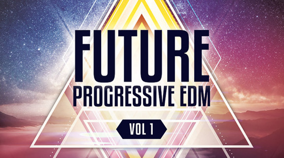 Producer Loops Future Progressive EDM Vol 1