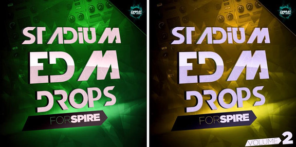 Mainroom Warehouse Stadium EDM Drops Bundle