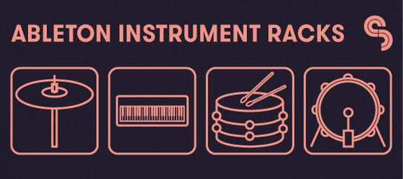 Sample Magic Ableton Instrument Racks