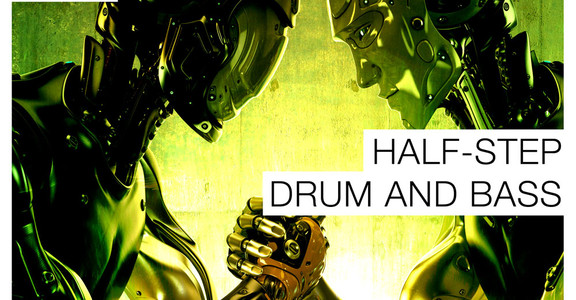 Samplephonics Half-Step Drum and Bass