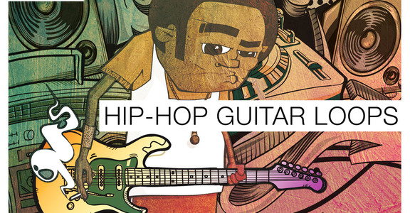 Samplephonics Hip Hop Guitar Loops