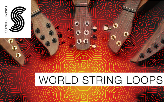 Samplephonics World String Loops