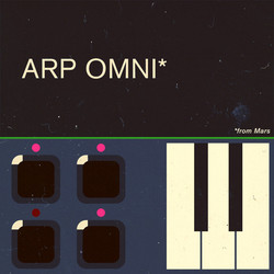 Samples From Mars Arp Omni Bass Synth