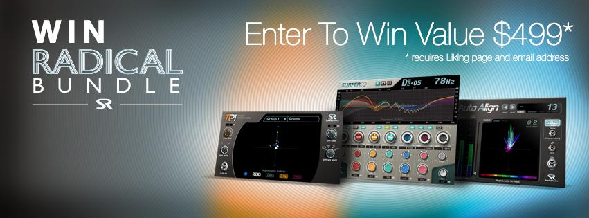 Sound Radix Radical Bundle giveaway