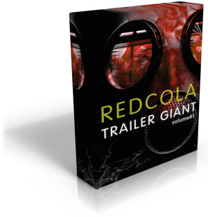REDCOLA Trailer Giant Vol 1