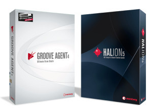 Steinberg HALion 5 & Groove Agent 4
