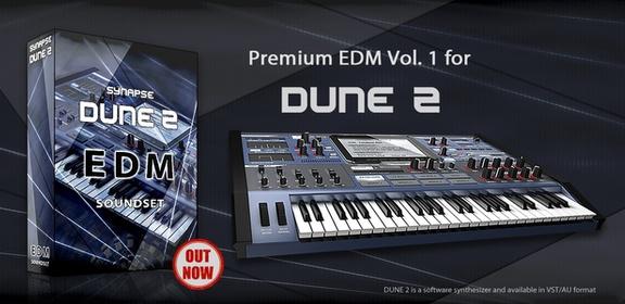 Synapse Audio DUNE 2 Premium EDM Vol. 1