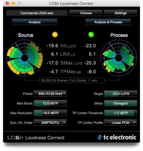 TC Electronic LC6n