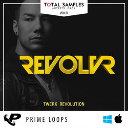 Total Samples Revolvr: Twerk Revolution