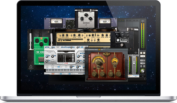 New plug-ins UAD Software v8.0