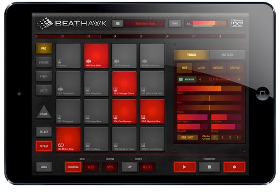 UVI BeatHawk
