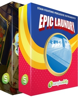 Sample Oddity Monster Cookie Tins & Epic Laundry