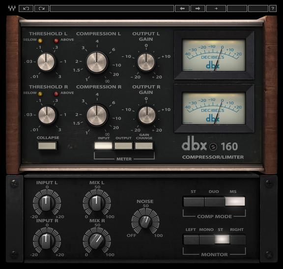 Waves dbx 160