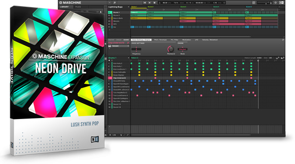 Native Instruments Neon Drive
