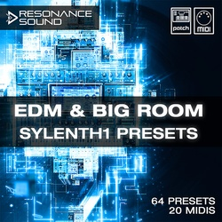 Resonance Sound EDM & Big Room Sylenth1 Presets