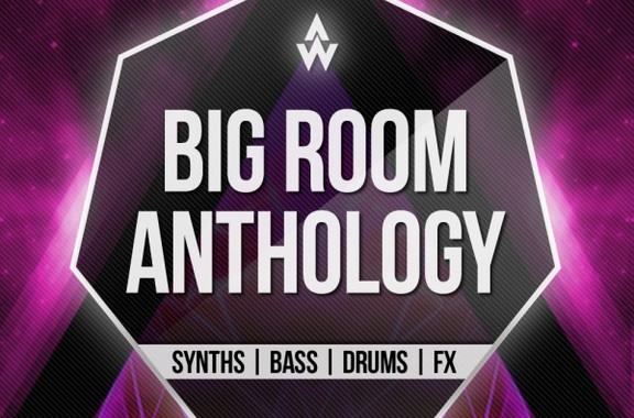 Alpha Waves Big Room Anthology