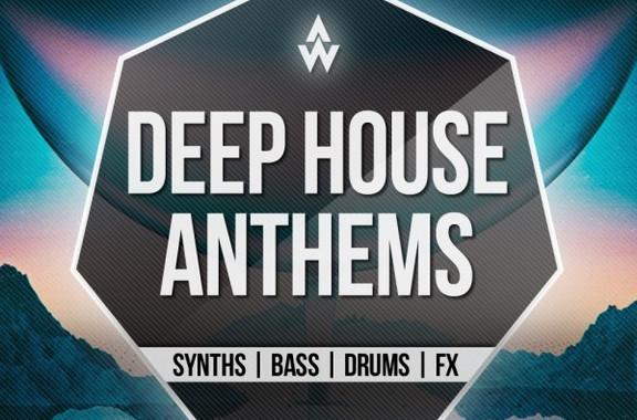 Alpha Waves Deep House Anthems