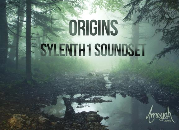 Ameyah Audio Origins for Sylenth1