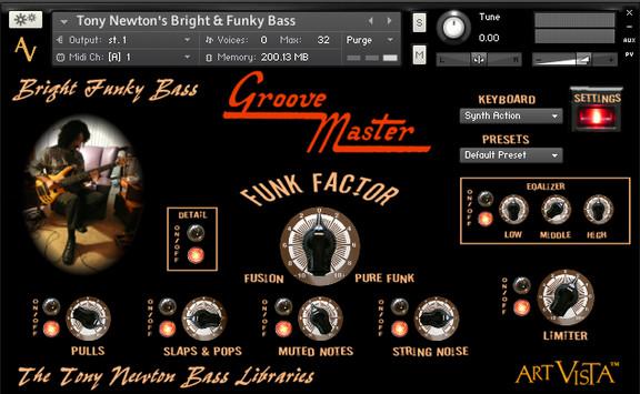 Art Vista GrooveMaster