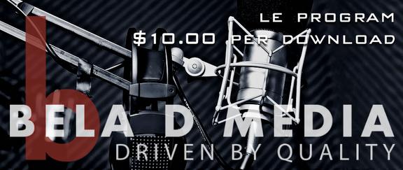 Bela D Media LE Program