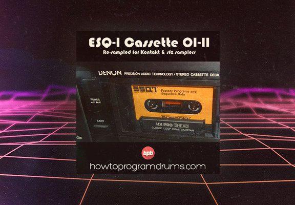 ESQ-1 Cassette Part 1