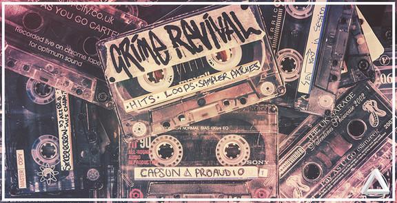 CAPSUN ProAudio Grime Revival