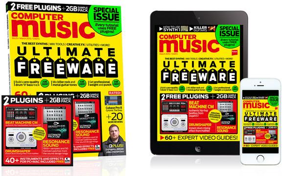 Computer Music Ultimate Freeware 2015
