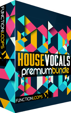 Function Loops House Vocal Bundle