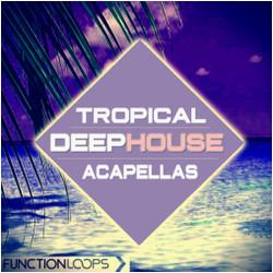 Function Loops Tropical Deep House Acapellas