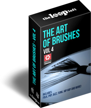 The Loop Loft The Art of Brushes Vol 4 ReFill