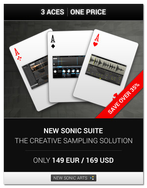 New Sonic Suite plugins bundle