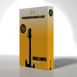 Orange Free Sounds Bass Loops
